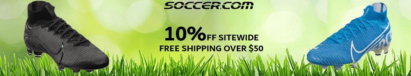 Soccer.com Coupon Code