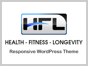 Health Fitness &amp Longevity 4HFL